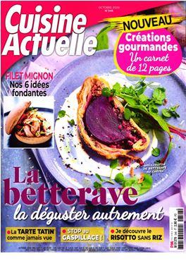 Abonnement femme actuelle magazine - Cuisine actuelle abonnement ...